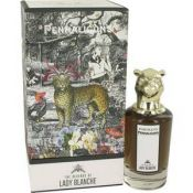 Описание аромата Penhaligon`s The Revenge Of Lady Blanche
